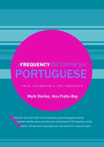 Frequency Dictionary of Portuguese